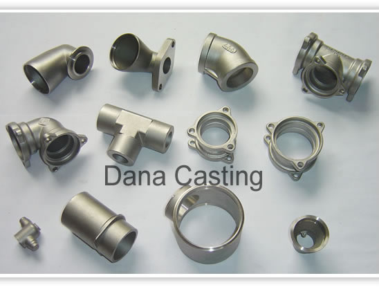 Stainless Steel Automobile Parts